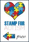 Stamp for Autism