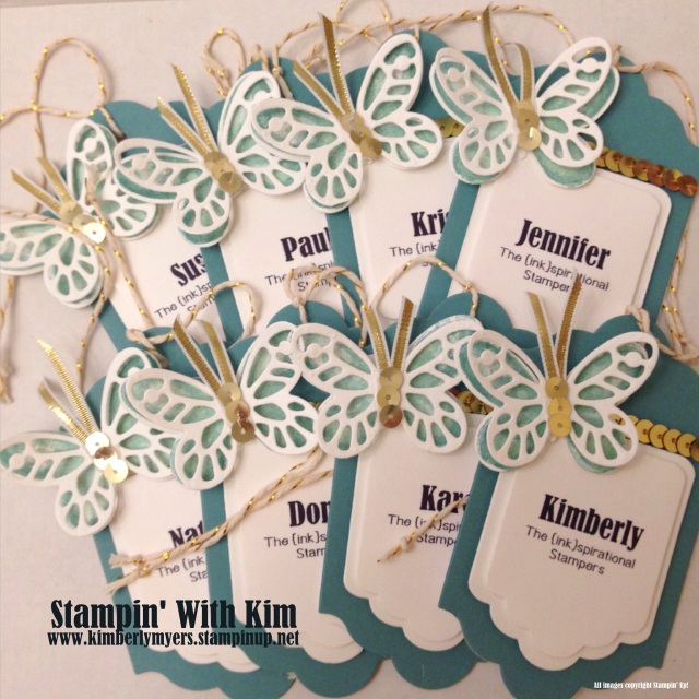 Stampin' With Kim